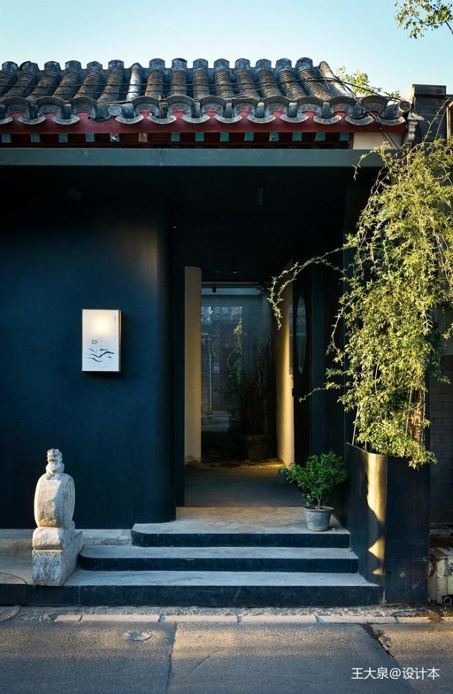 王大泉 :「那曲水月」老北京的胡同四