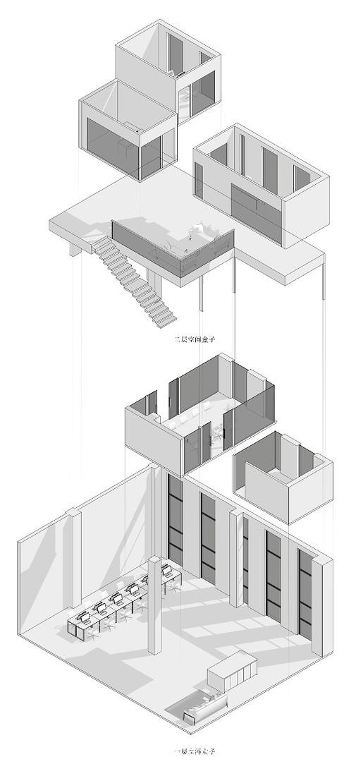 潘多拉的盒子-壹同创意办公空间_40