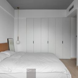 130平简约-卧室图片