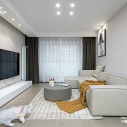 110平-客厅图片