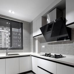 120平简约-厨房图片