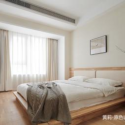 82平极简-卧室图片