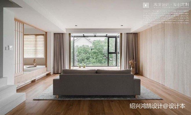 追求禅意又情调浪漫的日系公寓_159