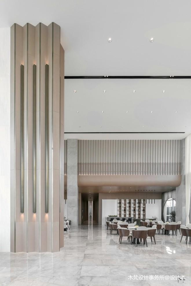 宝龙·兰溪售楼处- 木梵设计/《藏·