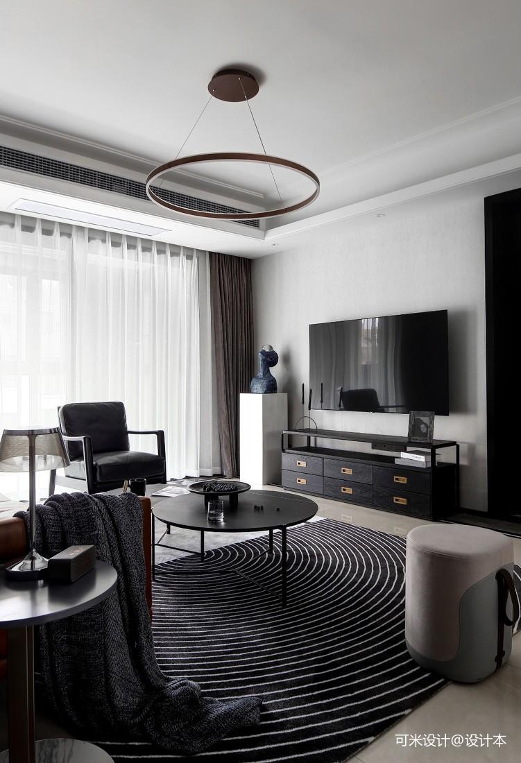 现代简约客厅地毯