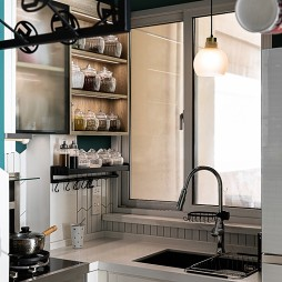 厨房吊柜设计效果图