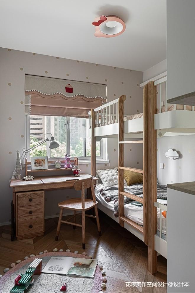 长方形儿童房装修