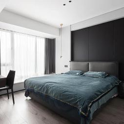 卧室床头硬包