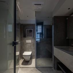 卫生间玻璃推拉