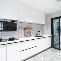 走廊式厨房橱柜
