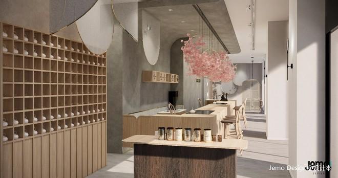 Tea House|禅意·新中式极简
