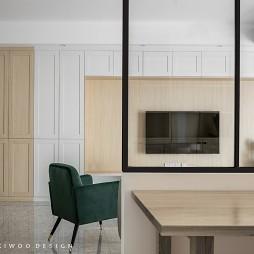 最新客厅电视墙设计图
