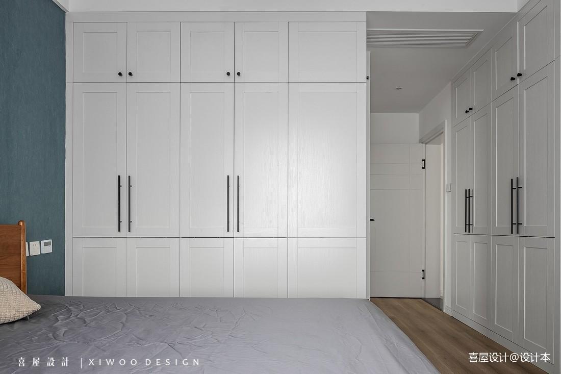 卧室衣柜装饰效果图