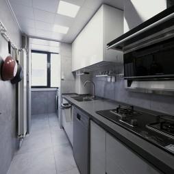 l型小厨房装修