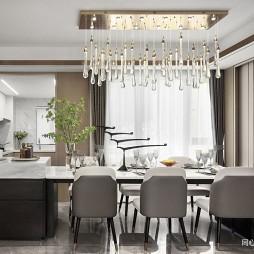 餐厅水晶灯吊灯