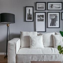 小客厅装饰挂画图片