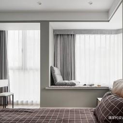 卧室飘窗装饰效果图