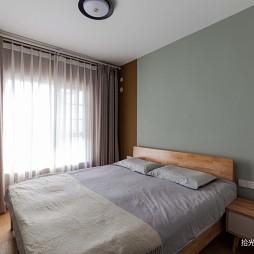 主卧室窗帘修效果图