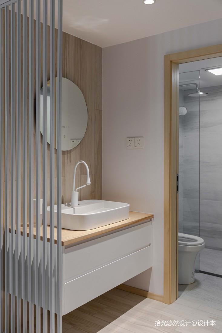卫生间洗手台设计