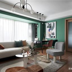 简欧风格客厅装饰画