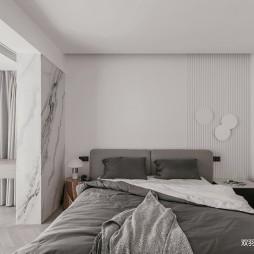 小户型卧室阳台装修效果图