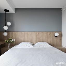 卧室木质设计图片