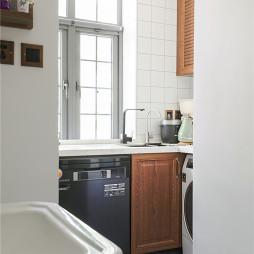 l型小厨房
