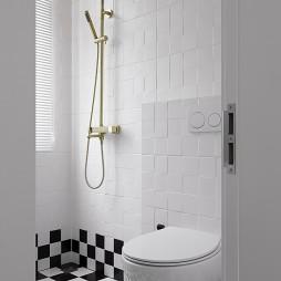 卫生间地砖设计