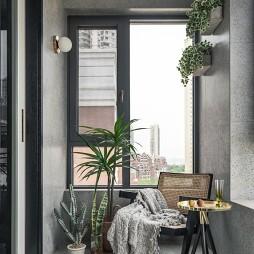 阳台花园设计图