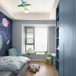 小平方儿童房间装修效果图