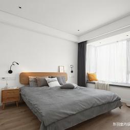 最新卧室飘窗设计图片