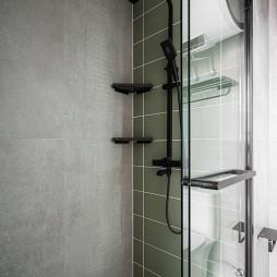 卫生间墙砖装修图