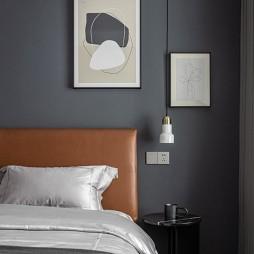 卧室艺术挂画