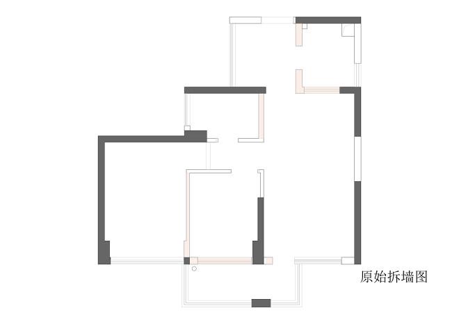 【旧屋新装】润恒尚园蒋宅_15947