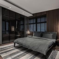 卧室地毯全铺效果图