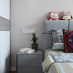 卧室床头柜图片