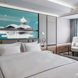 酒店卧房装修