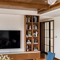 小客厅电视背景墙装修效果图大全