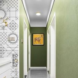 室内走廊装修图