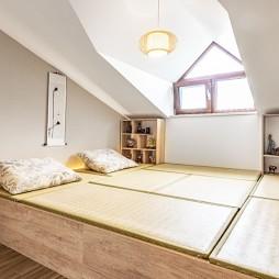 新中式客房榻榻米