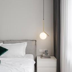 卧室小吊灯图片