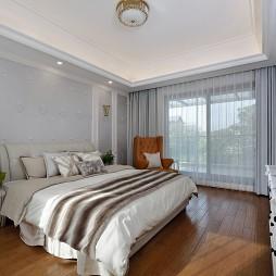 卧室地板图片
