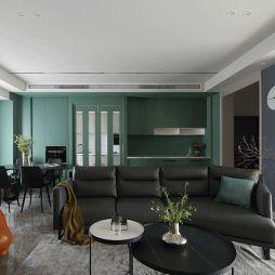 最新客厅装饰效果图