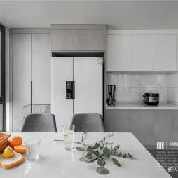 L型厨房设计