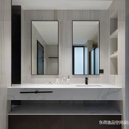 洗手间镜子图片
