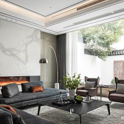 客厅地毯现代简约