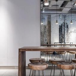 喜茶店铺座位设计图