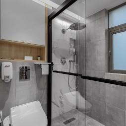 简欧卫生间图片
