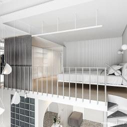 小型公寓卧室设计
