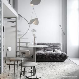 小型公寓客厅装修
